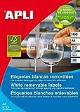 Apli 3056 - Caja etiquetas