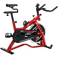 Preisvergleich für JK FITNESS jk505Indoor Cycle, Rot