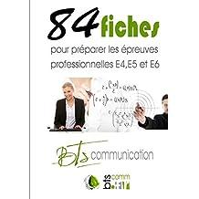 """Fiches """"Pro"""" Bts Communication"""