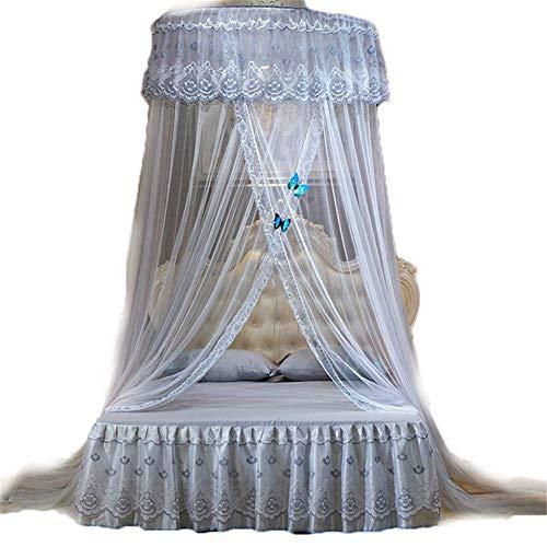HealthyBear Moskitonetz Prinzessin Kuppel Betthimmel Einzigartige Anhänger Spitze Moskitonetz Verträumt Net Fenster Schmetterling Dekoration Schädlingsbekämpfung Indoor sale2019 -