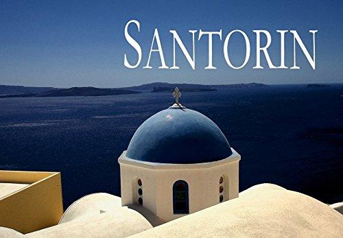 Preisvergleich Produktbild Santorin - Ein kleiner Bildband