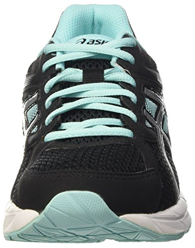 Asics Gel-Contend 3, Scarpe da Corsa Donna Nero (Black/Lightning/Aruba Blue)