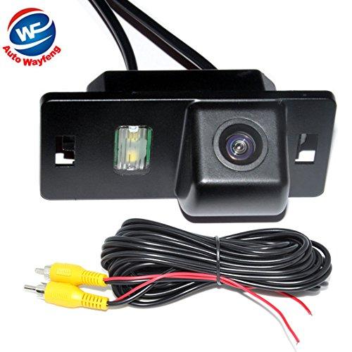 Auto Wayfeng WF® Caméra de recul arrière Audi A3 / A4 (B6 / B7 / B8) / Q5 / Q7 / A8 / S8