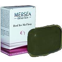 MERSEA Mar Morto Fango minerale Sapone (Black fango) - per Viso e Corpo 125g