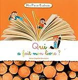 Qui a fait mon livre ?