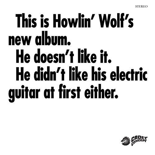 The Howlin Wolf Album
