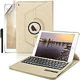 Boriyuan Keyboard Case For Ipad Air 2 (Gold)