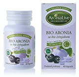 Bio Aronia in Kapseln mit Bio Knoblauch - 100% aus