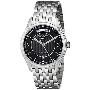 Tissot T0384301105700 – Reloj analógico de mujer automático con
