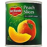 Del Monte Peach tranches au sirop (227g) - Paquet de 6