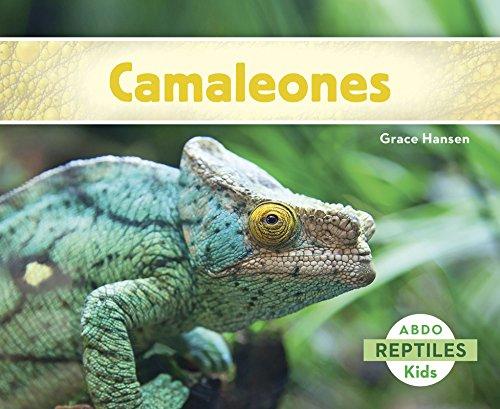 Camaleones (Abdo Kids: Reptiles) por Grace Hansen