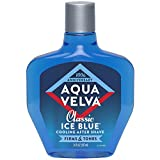 Aqua Velva Cooling After Shave Classic Ice Blue 198g (Aftershave-Cremes & -Balsame)