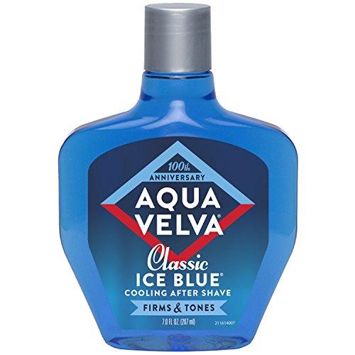 Aqua Velva Cooling After Shave Classic Ice Blue 198g (Aftershave-Cremes & -Balsame) (Aqua Ice Velva)