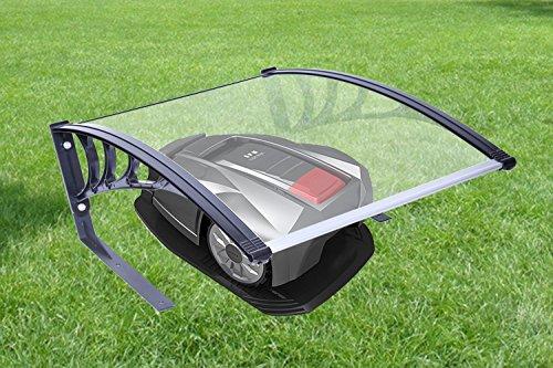 Zelsius - Garage für Rasenmäher Roboter, Carport für Mähroboter - 3
