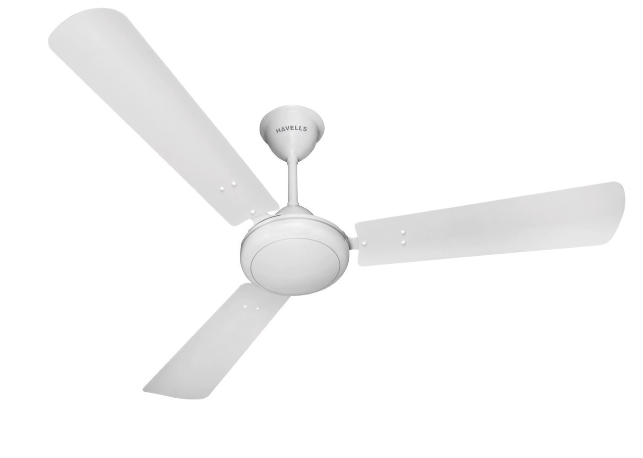 Buy havells ss 390 1200mm 68 watt metallic ceiling fan pearl buy havells ss 390 1200mm 68 watt metallic ceiling fan pearl white and silver online at low prices in india amazon mozeypictures Image collections