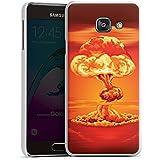 Samsung Galaxy A3 (2016) Housse Étui Protection Coque Explosion Guerre Champignon nucléaire