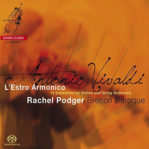 """Vivaldi: 12 Concertos, Op. 3 """"..."""