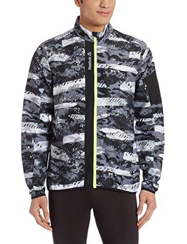Reebok Men's Synthetic Track Jacket