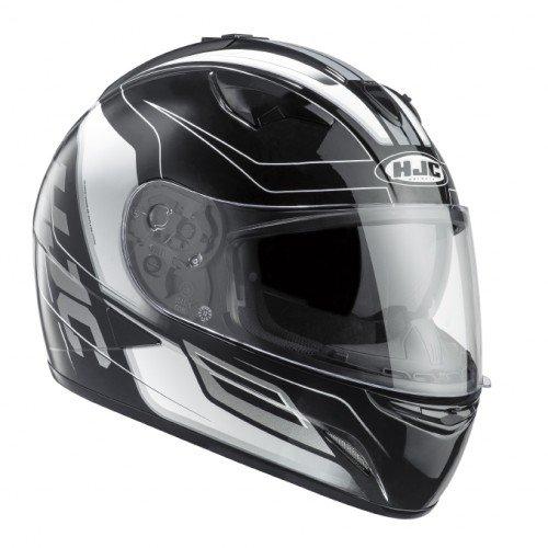 Preisvergleich Produktbild HJC Motorradhelm - TR1 Skyride MC5,  Noir / Transparent,  Größe XL