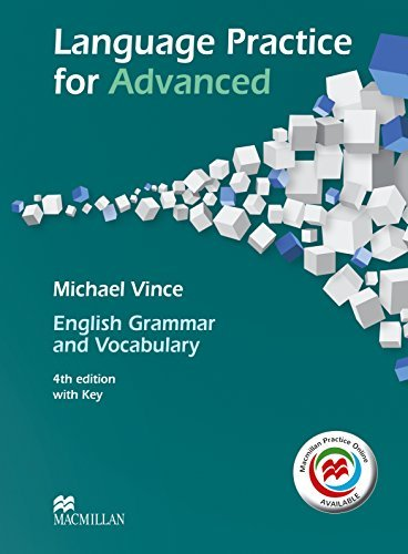 Language Practice for Advanced 4th Edition Student's Book and MPO with Key Pack by Vince Michael (2014-02-04)