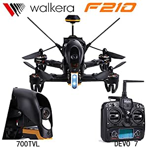 WALKERA F210 QUADRICOTTERO+DEVO7+OSD+700TVL+HD DRONE FPV