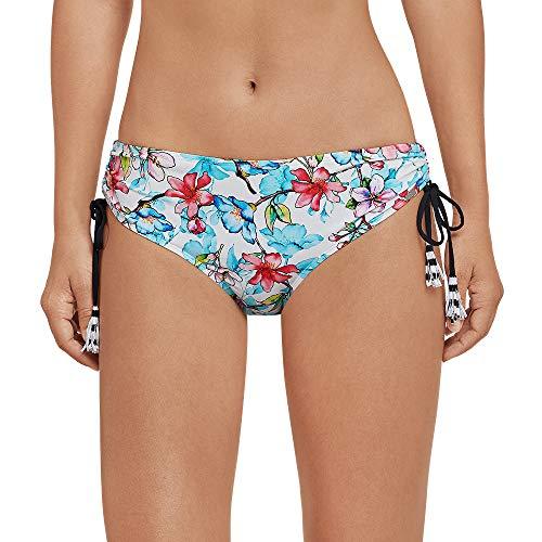 Schiesser Damen Mix & Match Bikinislip FS Midi Bikinihose, Mehrfarbig (Multicolor 1 904), 40 (Herstellergröße: 040)