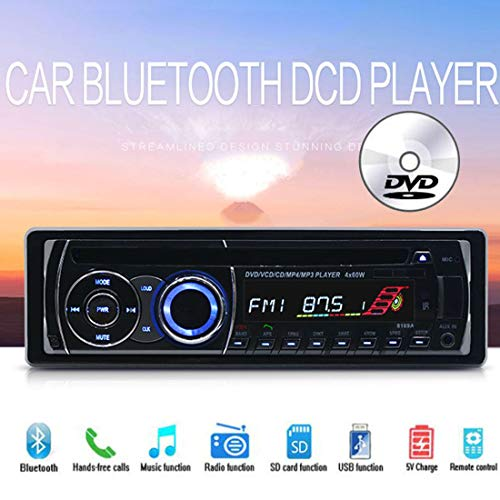 voiture USB VDO 12/V Radio Bluetooth avec mains libres voiture tuner RDS MP3 WMA 12/V 2910000080700 CD
