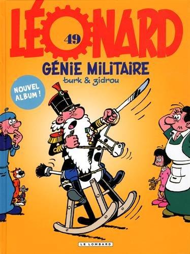 Léonard (Tome 49) : Génie militaire