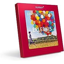 Erlebnis-Gutschein | mydays | ERLEBNIS-MIX | 100 Erlebnisse 470 Standorte | Geschenkidee für Frauen und Männer