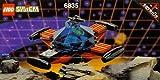 LEGO System Spyrius Set 6835 - Saucer Scout - Raumschiff - LEGO