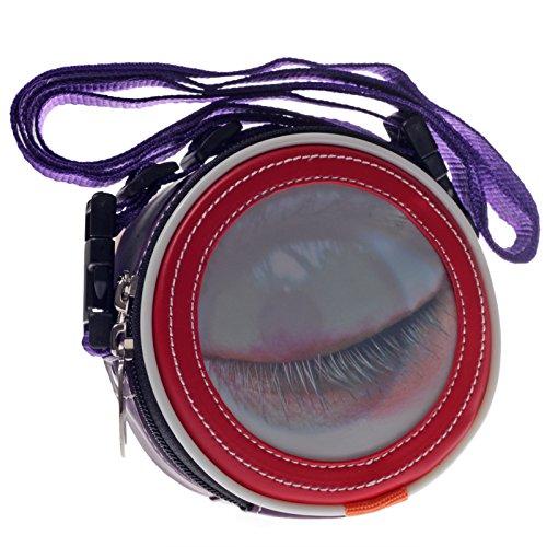 Umhängetasche Reisetasche lila rot Mädchen Hi Hi 3D Di Winky nxqxIXOW