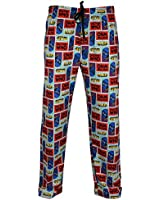Doctor Who Mens Doctor Who Lounge Pants