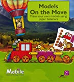 Childrens Mobile Activity Book Models on the Move