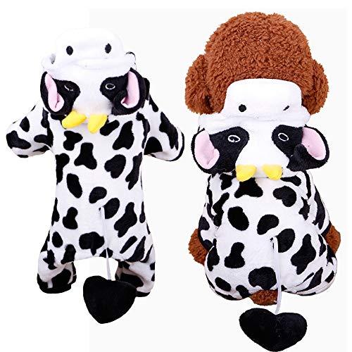tier Hund Kostüm Warme Flanell Hoodies Outfit Für Hund Winter Hund Kleidung Welpen Jacke Kleidung Für Kleine Hund S €€€€ ()