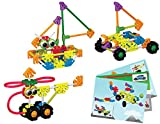 K'NEX 78830 Education Kid K'NEX Transportation for Ages 3+ Engineering Educational Toy, 229-Pieces