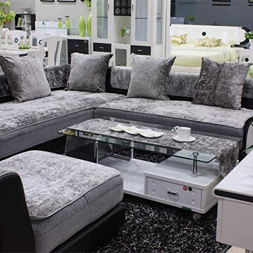 Copridivani antiscivolo per divani in pelle grandi - Copridivano per divano in pelle ...