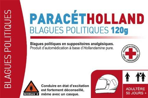 Paracétholland : Blagues politiques 120g