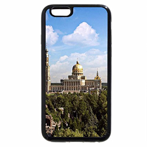 iPhone 6S / iPhone 6 Case (Black) Lichen, Poland