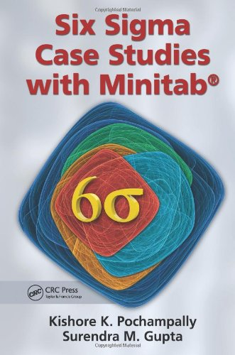 Six Sigma Case Studies with Minitab®