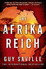 [ The Afrika Reich Saville, Guy ( Author ) ] { Paperback } 2015 Paperback
