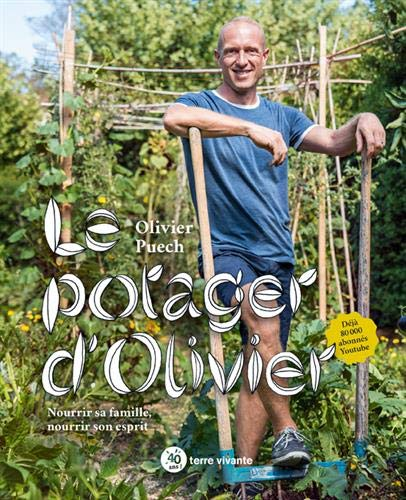 Le potager d'Olivier