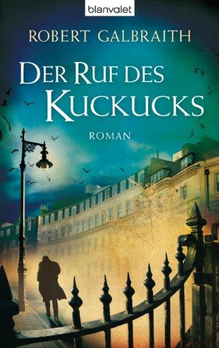 Buchseite und Rezensionen zu 'Der Ruf des Kuckucks' von Robert Galbraith