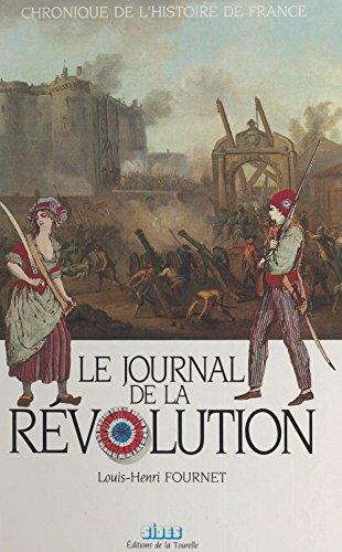 Le journal de la Rvolution