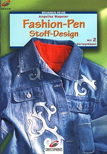 Fashion-Pen, Stoff-Design
