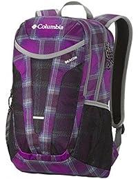Columbia - Bolso mochila  de Material Sintético para mujer morado morado