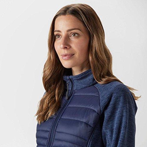 51Uzzo3qNUL. SS500  - Peter Storm Women's Baffle Fleece Jacket