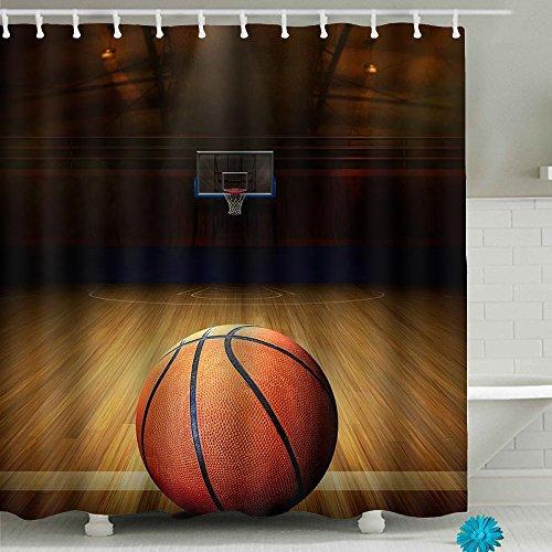 FAITOVE Custom Badezimmer Dusche Vorhang Polyester-Sets-Wasserdicht Decor 149,9cm (W) X 180,3cm (H) 59x71 Pattern6