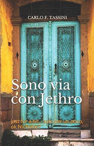 Sono via con Jethro: La storia... la si poteva perfino annusare: era l, sedimentata in strati, mista ad una sporcizia secolare; adagiatesi entrambe in silenzio, su ogni mattone