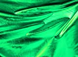 eventkauf Lycra Stoff Meterware am Stück (Grün)