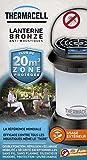 Thermacell Lanterne Anti-Moustiques Bronze + 1 Recharge 12H de Protection Offerte, Vert, 270x155x140 cm